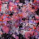 #102 abstract acrylic