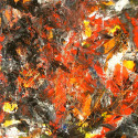 #1095 Abstract oil