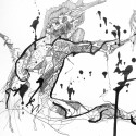 #1177 Pen & Ink, Drawing, Willard Art