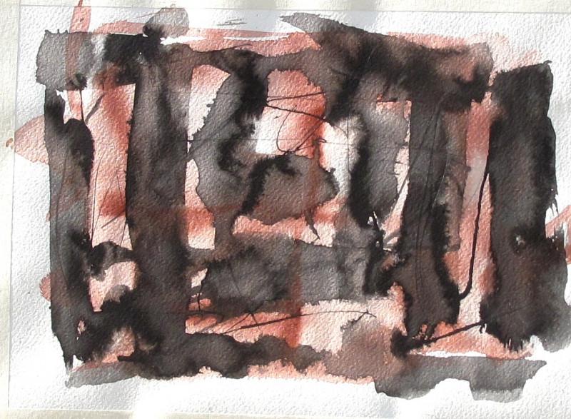 #1068 Watercolor