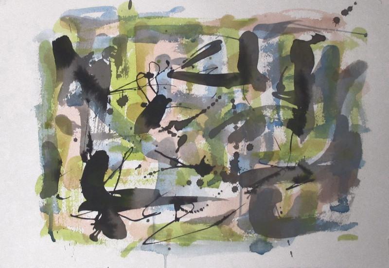 #1079 Watercolor