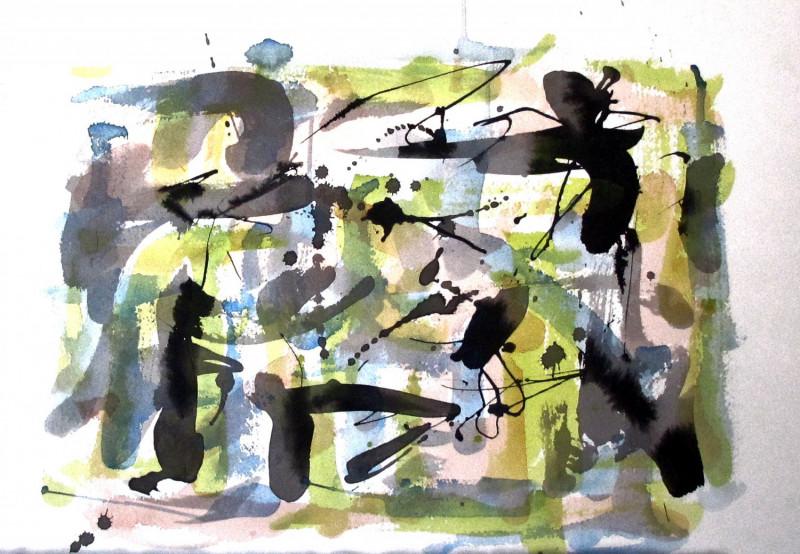 #1080 Watercolor
