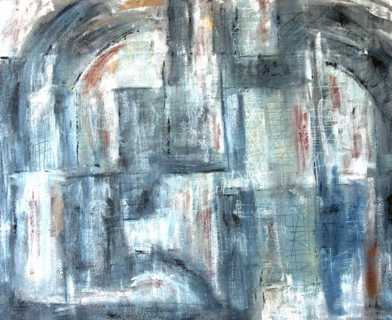 #1101 Abstract Oil