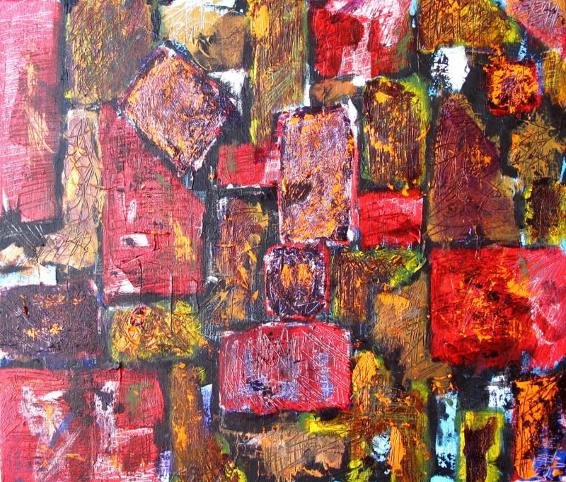 #1151 Oil on canvas