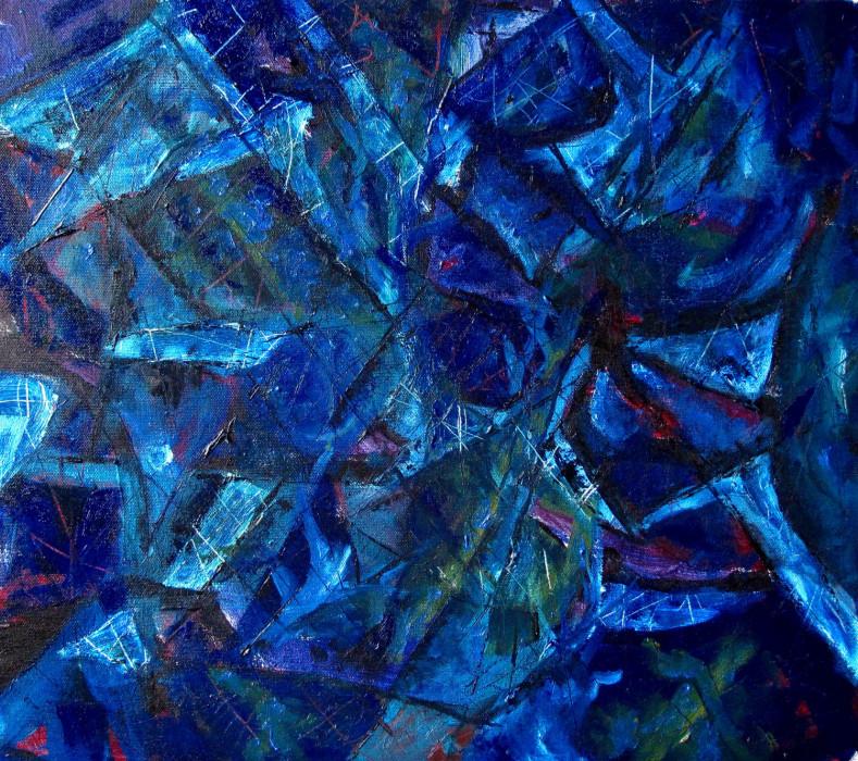 #1159 Blue Ice