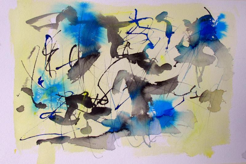 #1172 Acrylic Ink, Willard Art