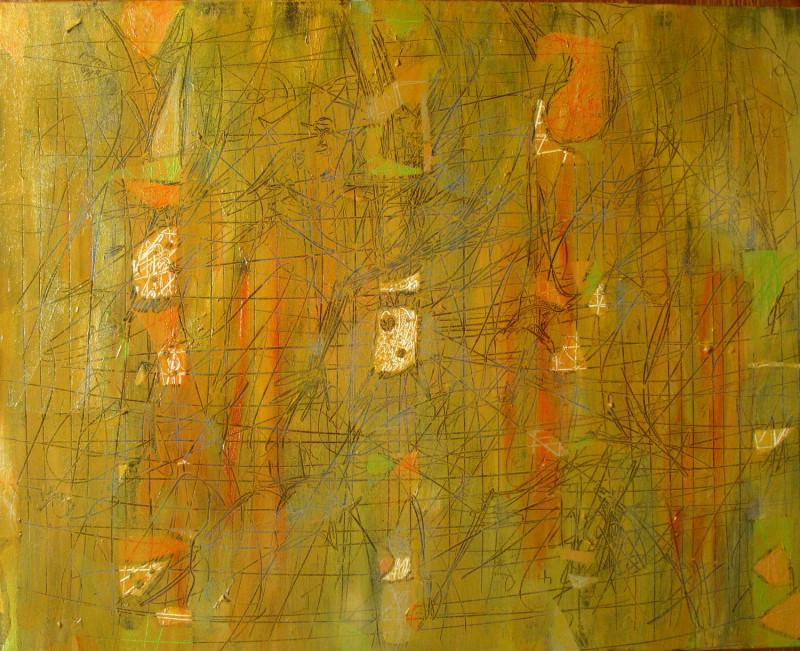 #1180 Oil on Canvas, Willard Art