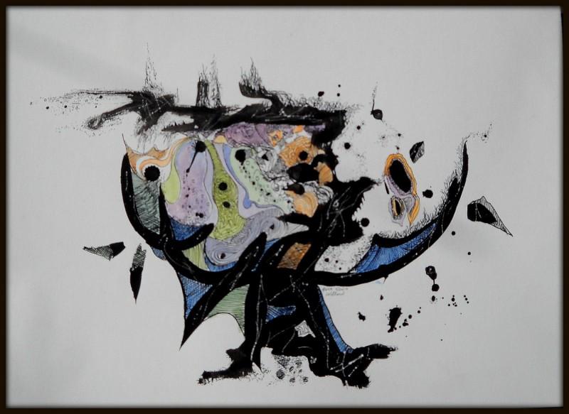 649, watercolor