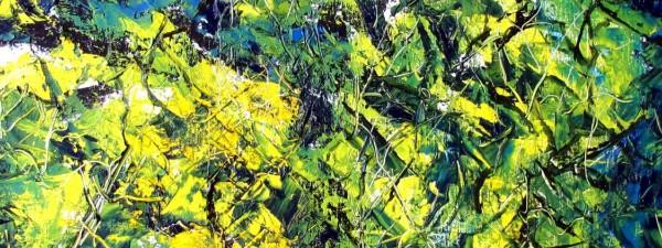#1201 Oil on canvas